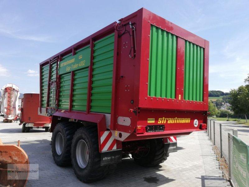 Häcksel Transportwagen des Typs Strautmann Gigatrailer 4002, Gebrauchtmaschine in Auerbach (Bild 6)