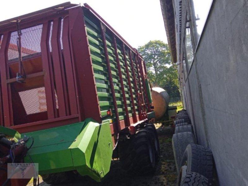 Häcksel Transportwagen des Typs Strautmann Mega Vitesse 2, Gebrauchtmaschine in Pragsdorf (Bild 1)