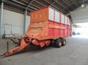 Taarup 465 Opraapwagen Remolque de carga con cortadora