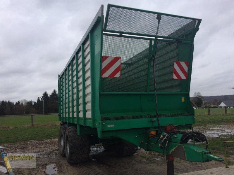 Häcksel Transportwagen des Typs Tebbe ST 400, Gebrauchtmaschine in Ahaus (Bild 3)