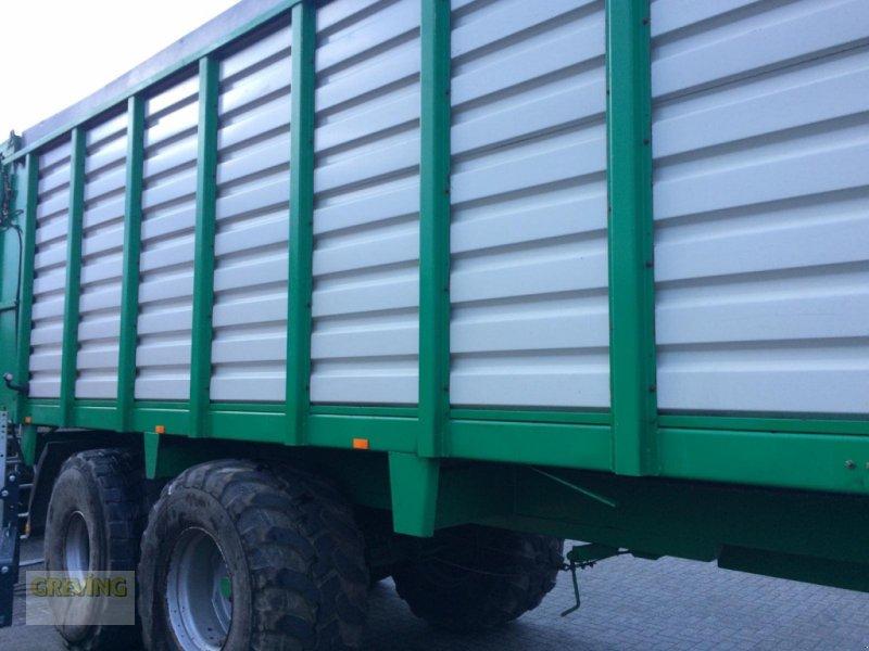 Häcksel Transportwagen des Typs Tebbe ST 400, Gebrauchtmaschine in Ahaus (Bild 5)