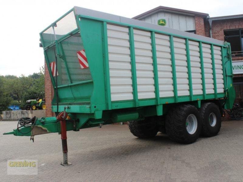 Häcksel Transportwagen des Typs Tebbe ST 400, Gebrauchtmaschine in Ahaus (Bild 1)