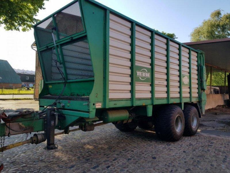 Häcksel Transportwagen des Typs Tebbe ST, Gebrauchtmaschine in Honigsee (Bild 3)