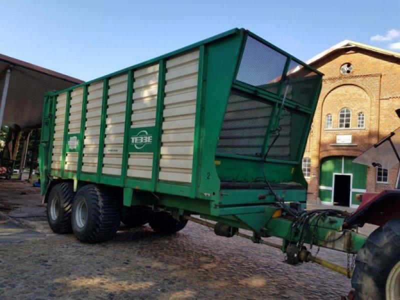 Häcksel Transportwagen des Typs Tebbe ST, Gebrauchtmaschine in Honigsee (Bild 1)