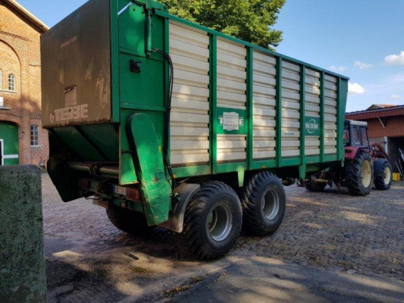 Häcksel Transportwagen des Typs Tebbe ST, Gebrauchtmaschine in Honigsee (Bild 2)