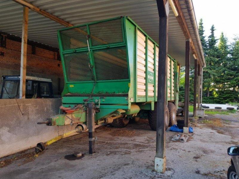 Häcksel Transportwagen des Typs Tebbe ST, Gebrauchtmaschine in Honigsee (Bild 4)