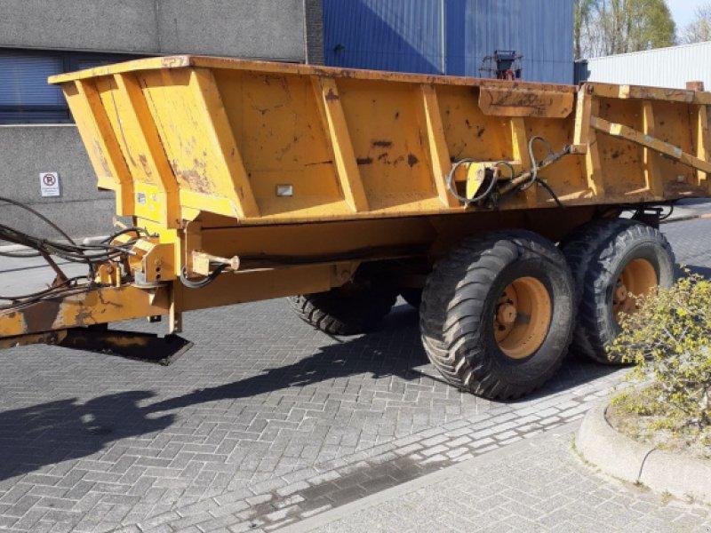 Häcksel Transportwagen tip Veenhuis 18000, Gebrauchtmaschine in Alblasserdam (Poză 1)