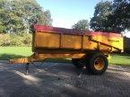 Häcksel Transportwagen typu Veenhuis 8 ton v Vriezenveen