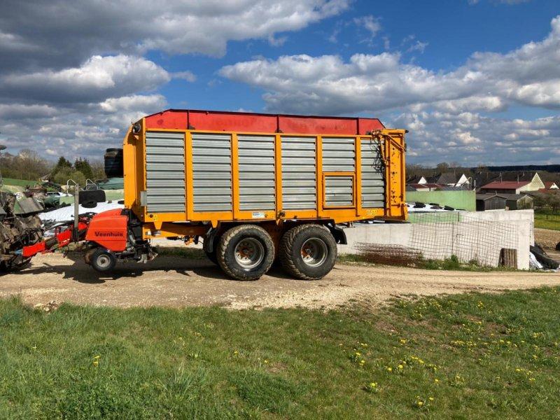 Häcksel Transportwagen типа Veenhuis Combi 2000, Gebrauchtmaschine в Bingen (Фотография 1)