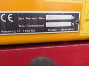 Veenhuis JVK 13000 Remolque de carga con cortadora