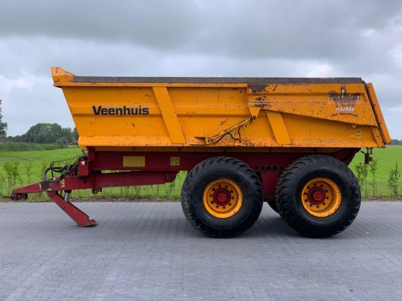 Häcksel Transportwagen a típus Veenhuis JVZK 18000 11 m3, Gebrauchtmaschine ekkor: Grou (Kép 1)