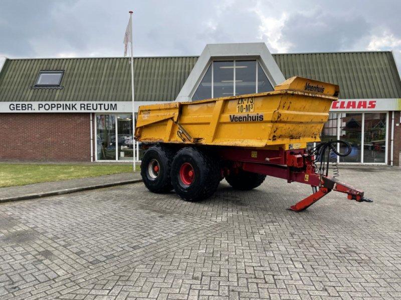 Häcksel Transportwagen del tipo Veenhuis JVZK 18000, Gebrauchtmaschine en Reutum (Imagen 1)