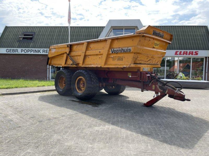 Häcksel Transportwagen des Typs Veenhuis JVZK 22000, Gebrauchtmaschine in Reutum (Bild 1)
