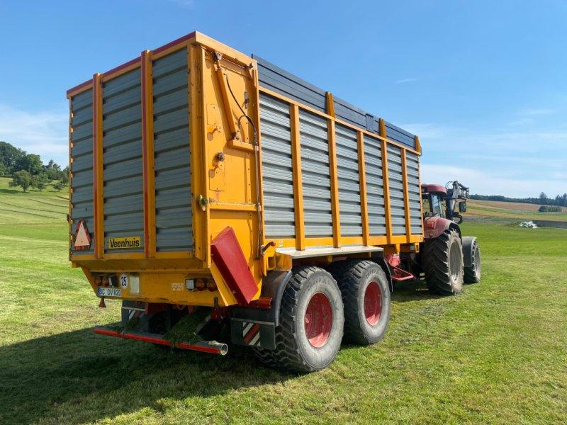 Häcksel Transportwagen des Typs Veenhuis Silierwagen, Gebrauchtmaschine in Wain (Bild 2)