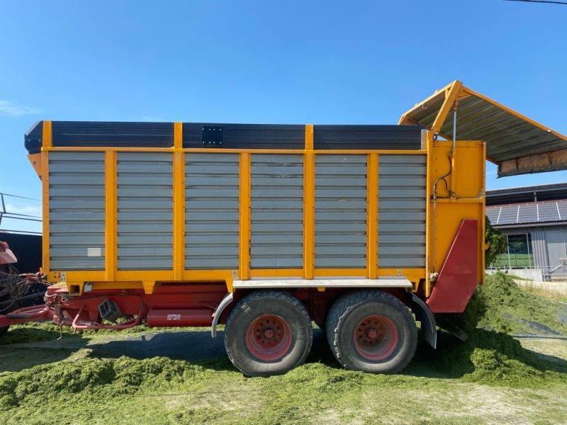 Häcksel Transportwagen des Typs Veenhuis Silierwagen, Gebrauchtmaschine in Wain (Bild 6)