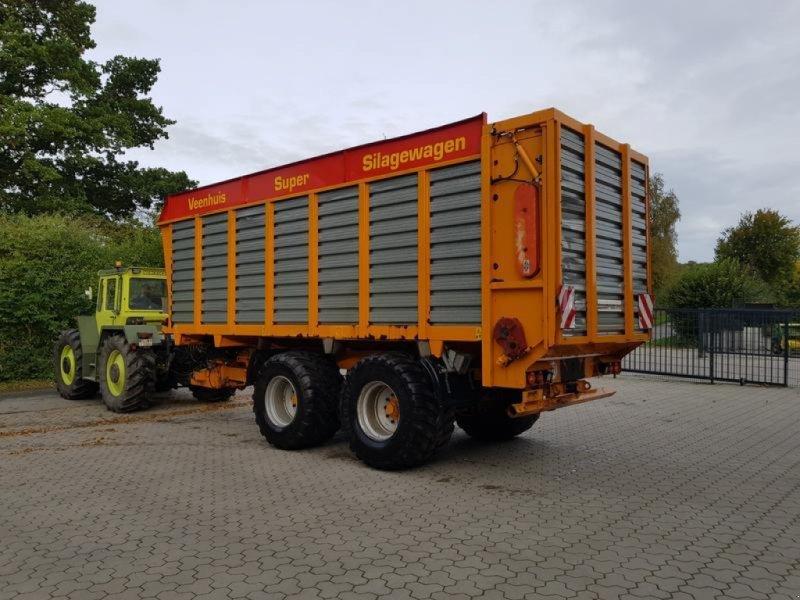 Häcksel Transportwagen a típus Veenhuis SW 450 mit Dosierwalzen, Gebrauchtmaschine ekkor: Honigsee (Kép 1)