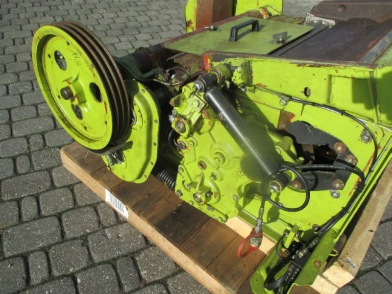 Häckselwerk typu CLAAS Jaguar 820 -880, Gebrauchtmaschine w Wegierki (Zdjęcie 2)