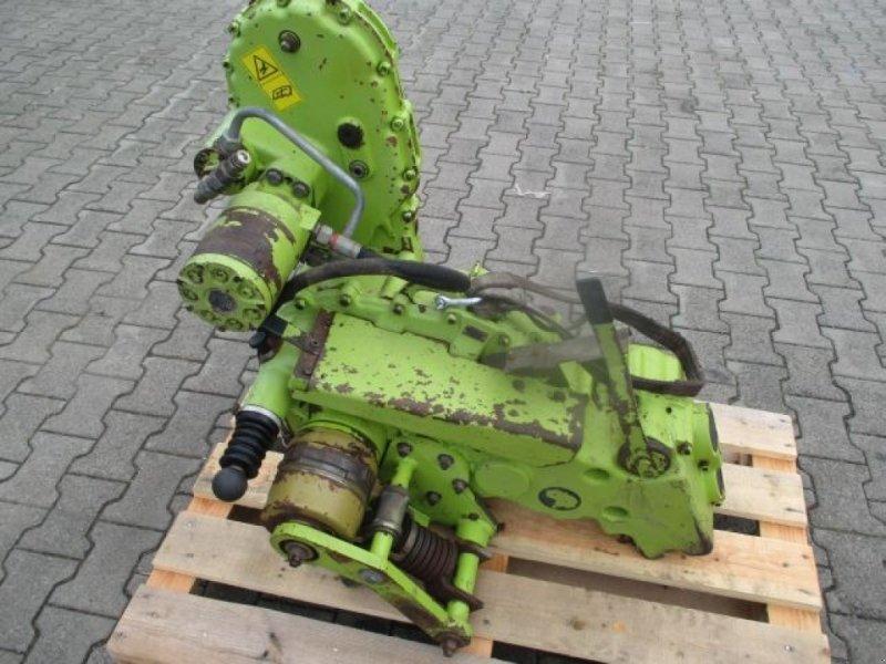 Häckselwerk типа CLAAS Jaguar 870, Gebrauchtmaschine в Wegierki (Фотография 1)