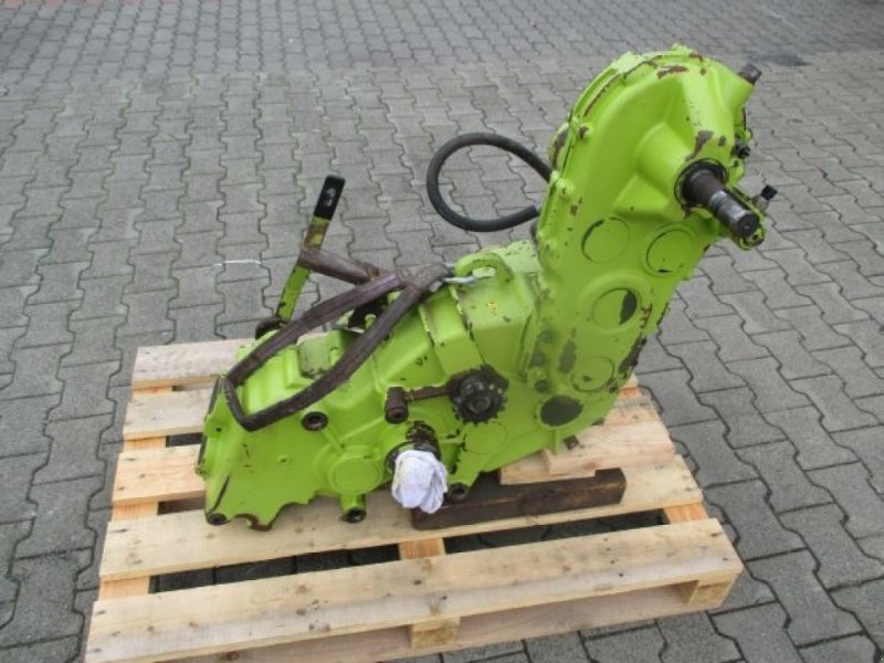 Häckselwerk des Typs CLAAS Jaguar 870, Gebrauchtmaschine in Wegierki (Bild 3)