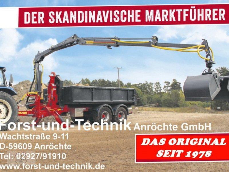 Hakenwagen типа BIGAB - FUTA 7-10 bis 22-27, Neumaschine в Anröchte (Фотография 1)