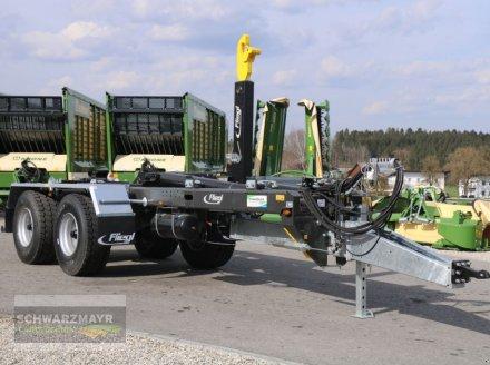 Hakenwagen des Typs Fliegl HKL 22, Neumaschine in Gampern (Bild 3)