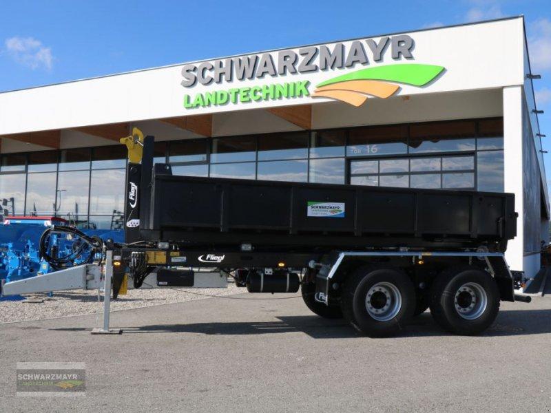 Hakenwagen типа Fliegl HKL 22, Neumaschine в Gampern (Фотография 1)
