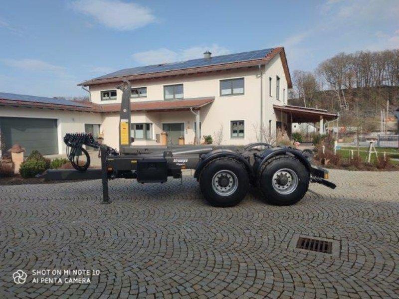 Hakenwagen des Typs Krampe THL 16 L, Gebrauchtmaschine in Abensberg (Bild 1)