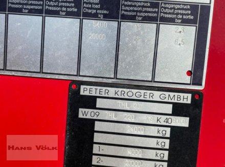 Hakenwagen des Typs Kröger THL 20 Hackenwagen, Gebrauchtmaschine in Antdorf (Bild 7)