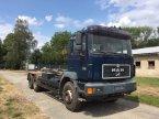 Hakenwagen типа MAN T40 в Selke-Aue / OT Heteb