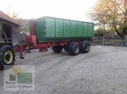 Hakenwagen typu Meiller Rahm 18 t Hakenwagen Hackenlift Abrollcontainer, Gebrauchtmaschine v Regensburg