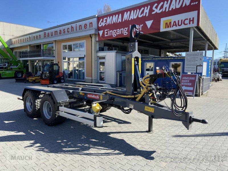 Hakenwagen des Typs Metaltech PH12, Gebrauchtmaschine in Burgkirchen (Bild 1)