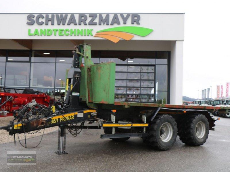 Hakenwagen des Typs PRONAR T 285/1, Gebrauchtmaschine in Gampern (Bild 1)
