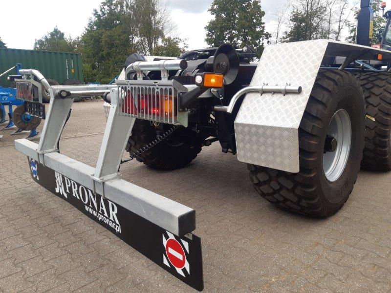 Hakenwagen des Typs PRONAR T386 Tridem-Hakenlift, TOP Ausstattung!!! **sofort lieferbar!**, Neumaschine in Bocholt (Bild 15)