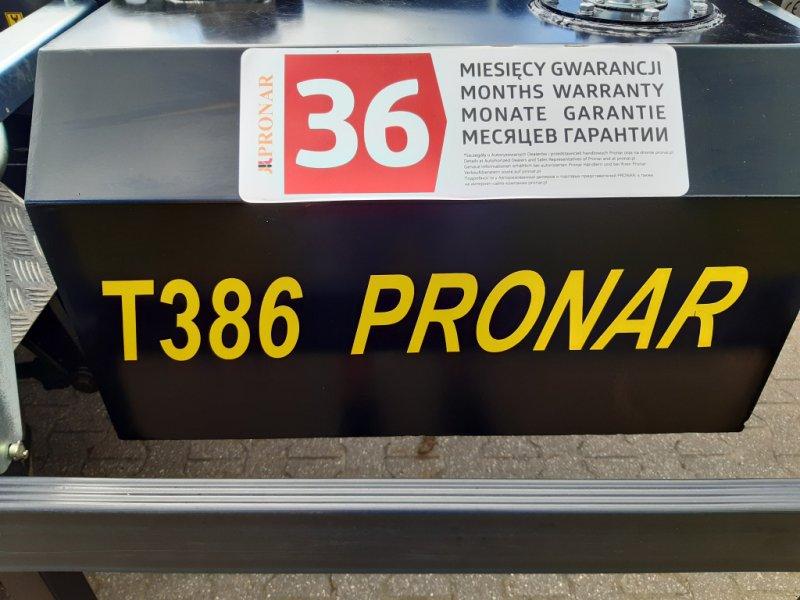 Hakenwagen des Typs PRONAR T386 Tridem-Hakenlift, TOP Ausstattung!!! **sofort lieferbar!**, Neumaschine in Bocholt (Bild 19)