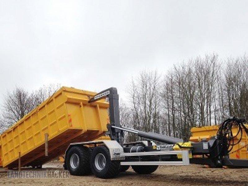 Hakenwagen des Typs Stronga HL 210, Neumaschine in Gotteszell (Bild 1)