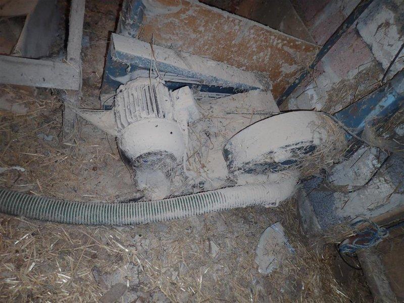 Hammermühle типа President Selvsugende, Gebrauchtmaschine в Egtved (Фотография 1)