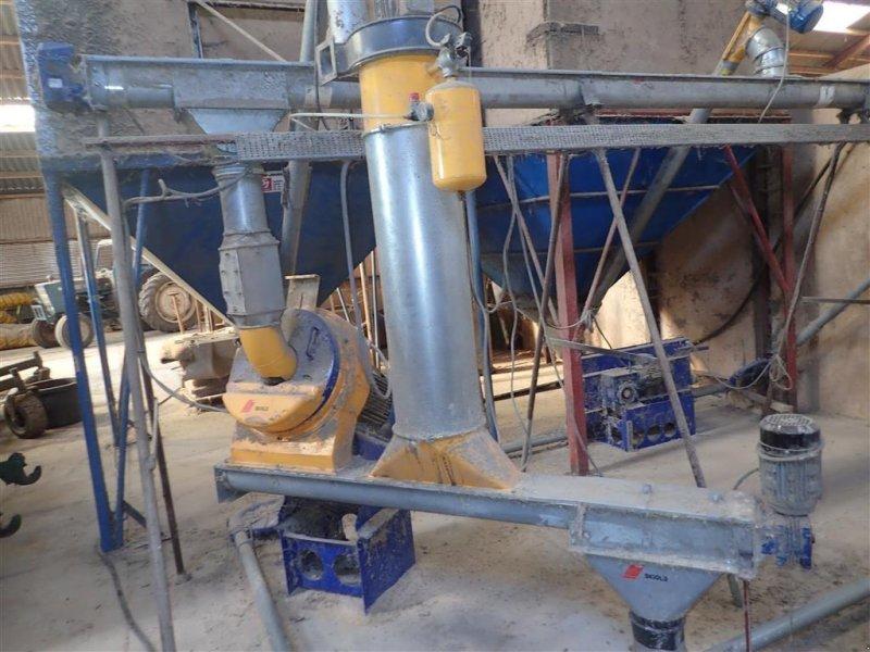 Hammermühle типа Skiold SK  500  15kw 20 hk, Gebrauchtmaschine в Egtved (Фотография 1)