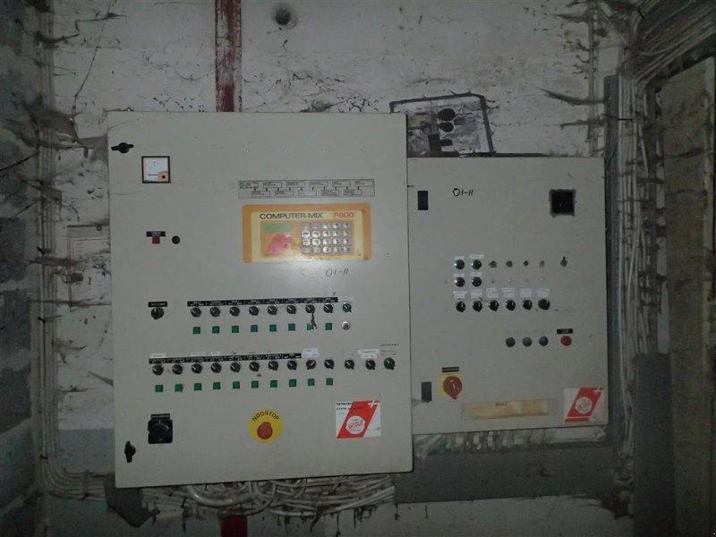 Hammermühle типа Skiold styring til male/blande anlæg, Gebrauchtmaschine в Egtved (Фотография 1)