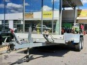 Heckcontainer a típus Anssems AMT2 Autotransporter 2,0to Anhänger Vollalu, Gebrauchtmaschine ekkor: Gevelsberg
