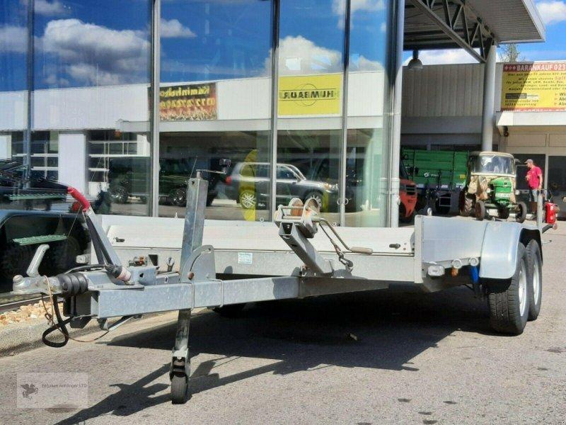 Heckcontainer типа Anssems AMT2 Autotransporter 2,0to Anhänger Vollalu, Gebrauchtmaschine в Gevelsberg (Фотография 1)