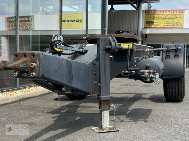 Heckcontainer des Typs Fliegl Dolly-Achse Vorführ-/Ausstellungsfahrzeug, Neumaschine in Gevelsberg (Bild 1)