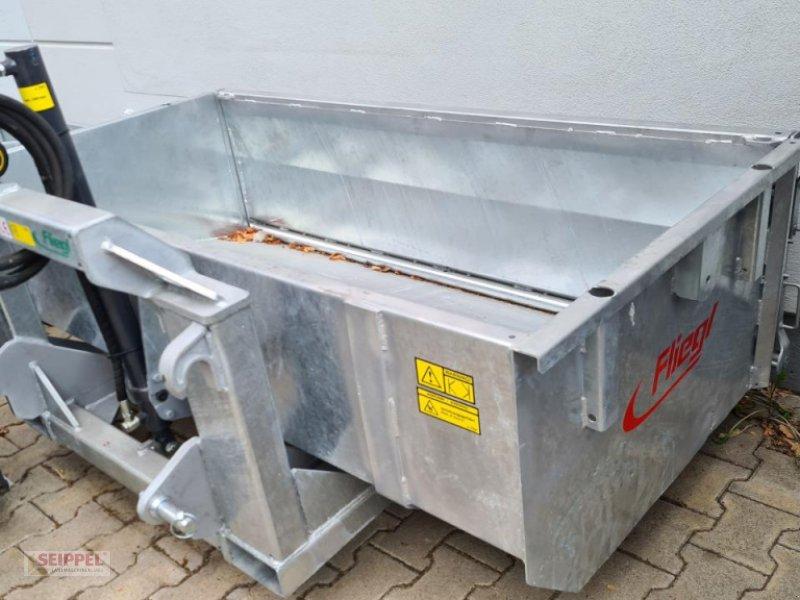 Heckcontainer des Typs Fliegl HECKSCHAUFEL 2000HY, Neumaschine in Groß-Umstadt (Bild 1)