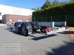 Heckcontainer des Typs Fliegl Tandem Anhänger Fahrgestell TPS 180, NEU in Itterbeck