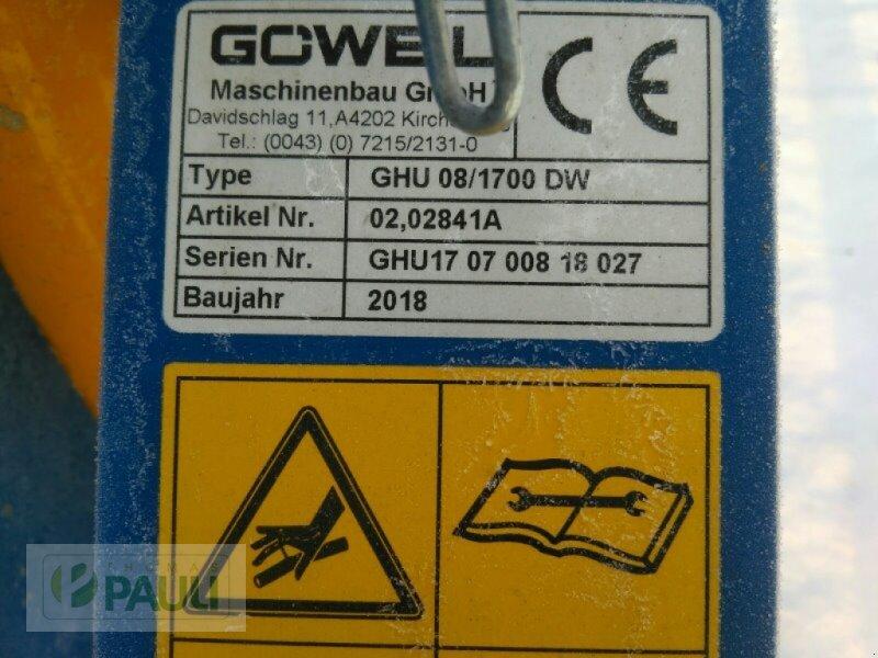 Heckcontainer типа Göweil GHU 08/1700, Hochkippschaufel, Gebrauchtmaschine в Grainet (Фотография 3)