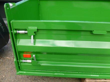 Heckcontainer типа Göweil GHU 10 / 2000 doppelwirkend Hochkippschaufel, Neumaschine в Ravensburg (Фотография 9)