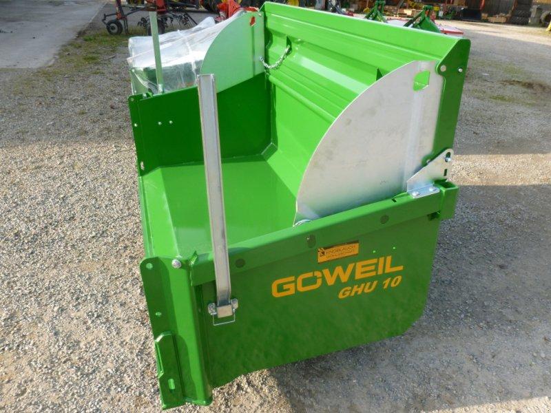 Heckcontainer типа Göweil GHU 10 / 2000 doppelwirkend Hochkippschaufel, Neumaschine в Ravensburg (Фотография 14)