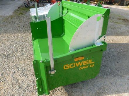 Heckcontainer типа Göweil Hochkippschaufel Heckschaufel GHU 10 / 2000, Neumaschine в Ravensburg (Фотография 14)
