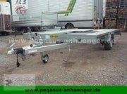 Heckcontainer типа Humbaur FTK 153520 Auto- und Motorradtransporter kippbar, Neumaschine в Gevelsberg