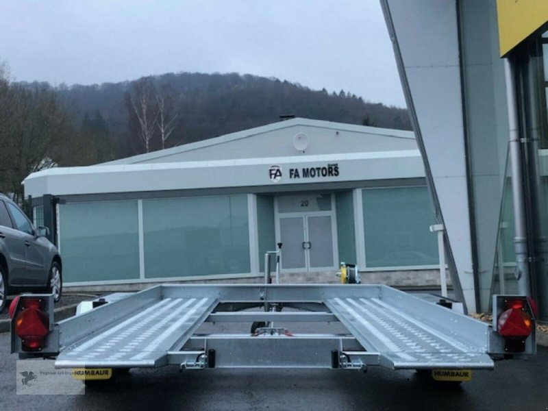 Heckcontainer des Typs Humbaur HAK 254020 Autotransporter NEUHEIT!!!, Neumaschine in Gevelsberg (Bild 4)