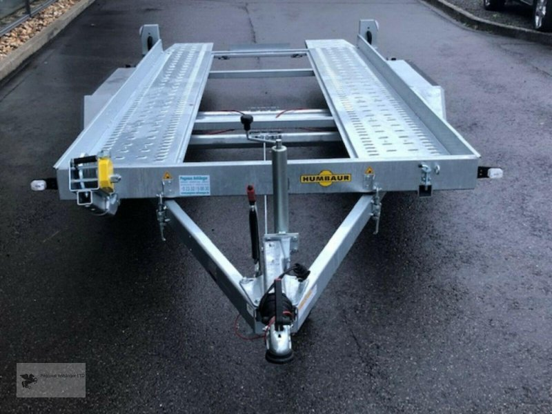 Heckcontainer des Typs Humbaur HAK 254020 Autotransporter NEUHEIT!!!, Neumaschine in Gevelsberg (Bild 6)